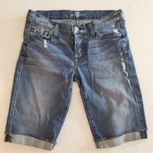 7FAM Bermuda Shorts